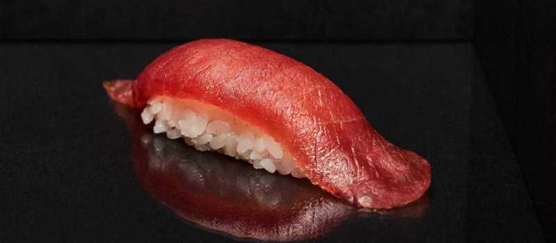 Thunfisch Nigiri Sushi
