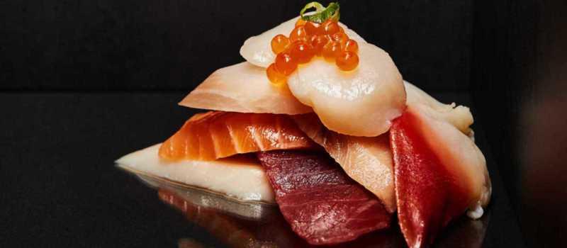 Sashimi Thunfisch Otoro