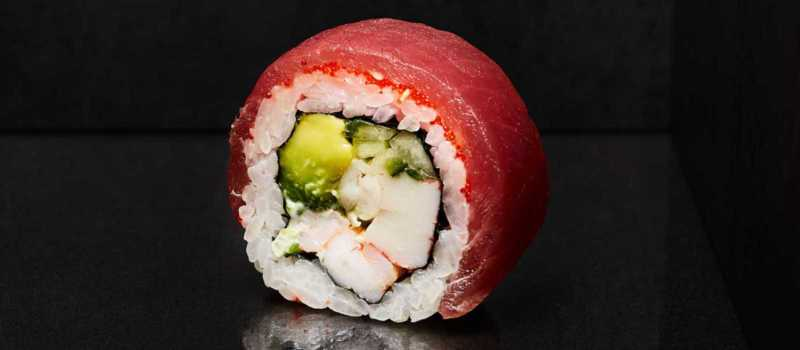 Fancy Tuna Roll