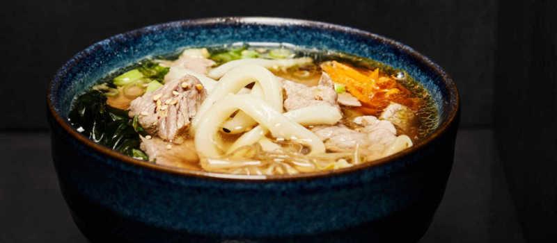 Udon Suppe Rind Kamato