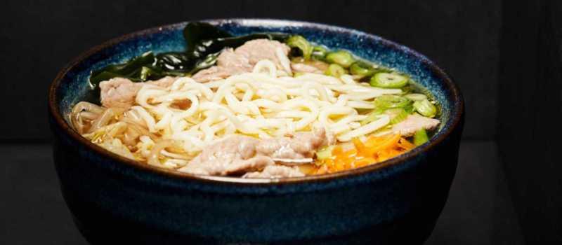 Ramen Suppe Rind